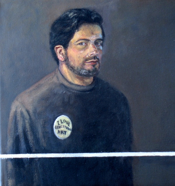 Fernando Maldonado - Self Portrait