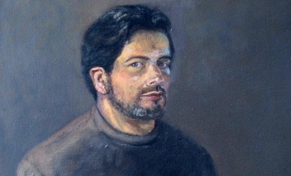Fernando Maldonado - Artist - Self Portrait