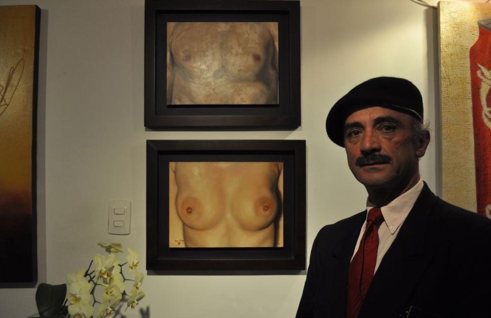 Gustavo Garcés, Curador de Arte y Antiquedades